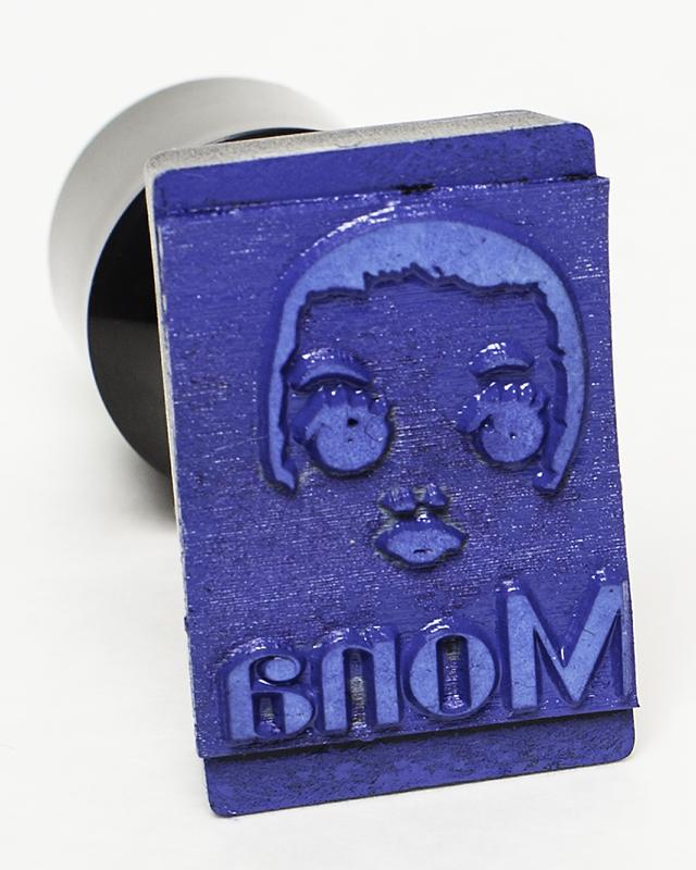 Mona stempel